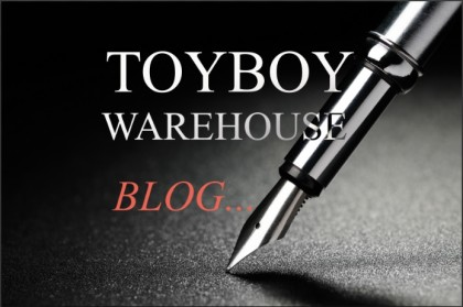 Toyboy Warehouse blog