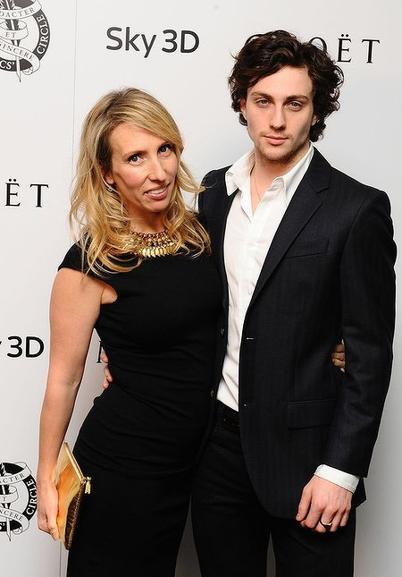 aaron johnson and sam taylor wood relationship quotes