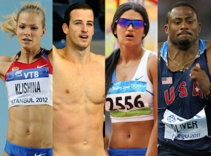 Olympic hotties