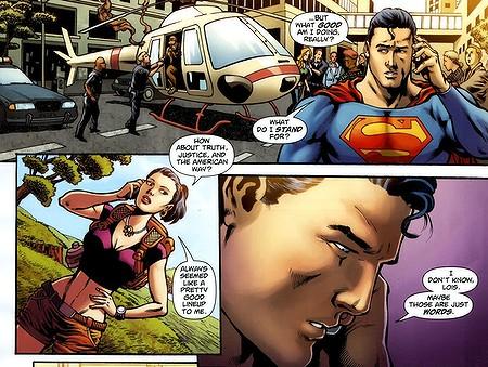 Superhero men vs reality
