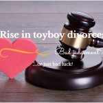 Rise in toyboy divorces: bad judgement or just bad luck?