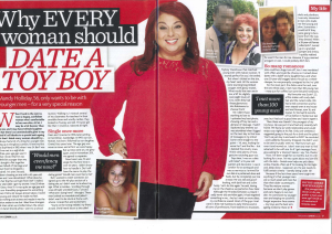 Woman's Own Tells Us Why Every Woman Should Date a Toyboy