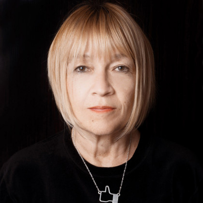 Cindy Gallop - Toyboy Warehouse Ambassador
