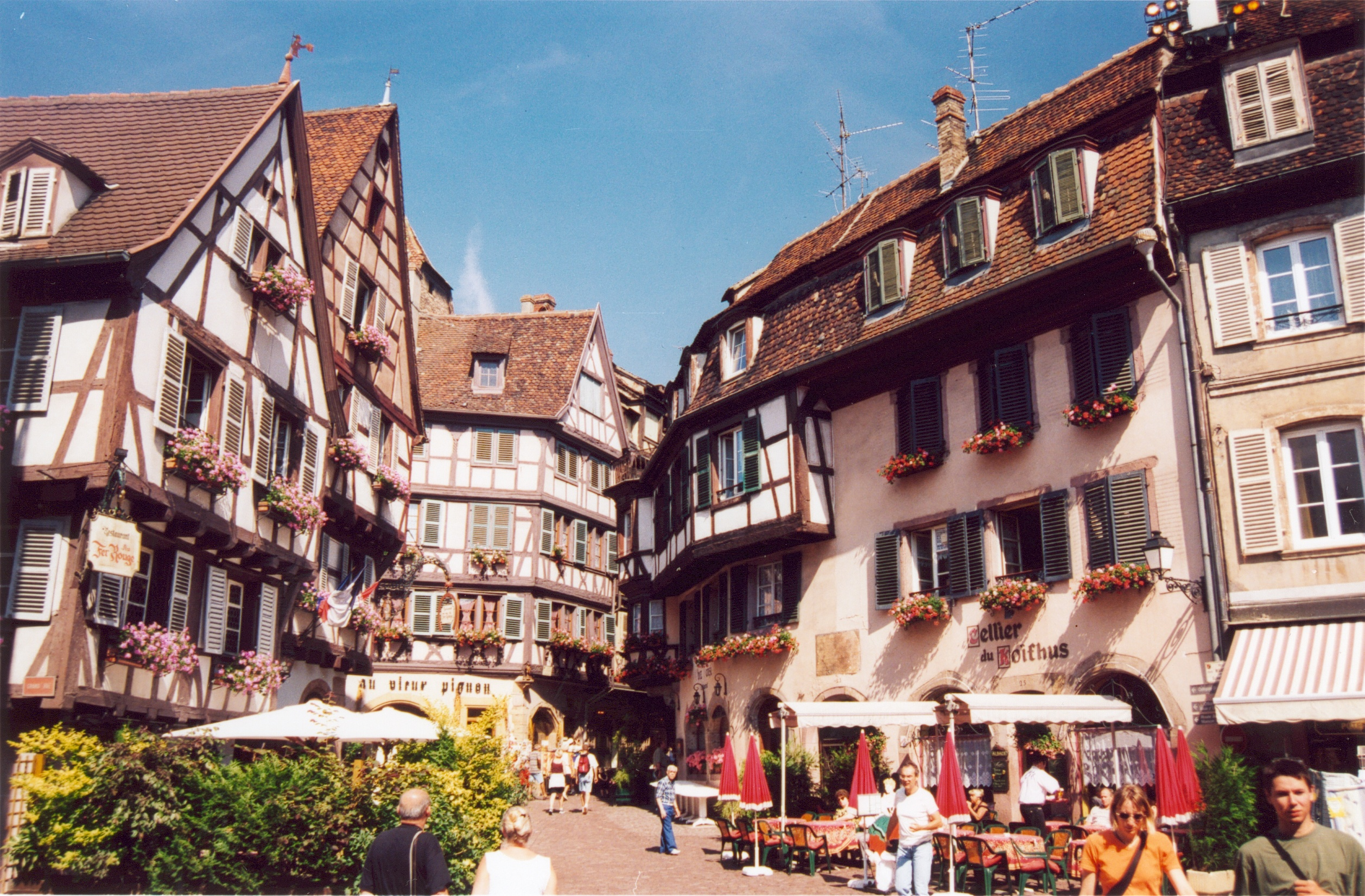 Cougar dating hot spot Colmar, France