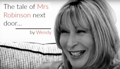 Toyboy Warehouse - The tales of mrs robinson next door