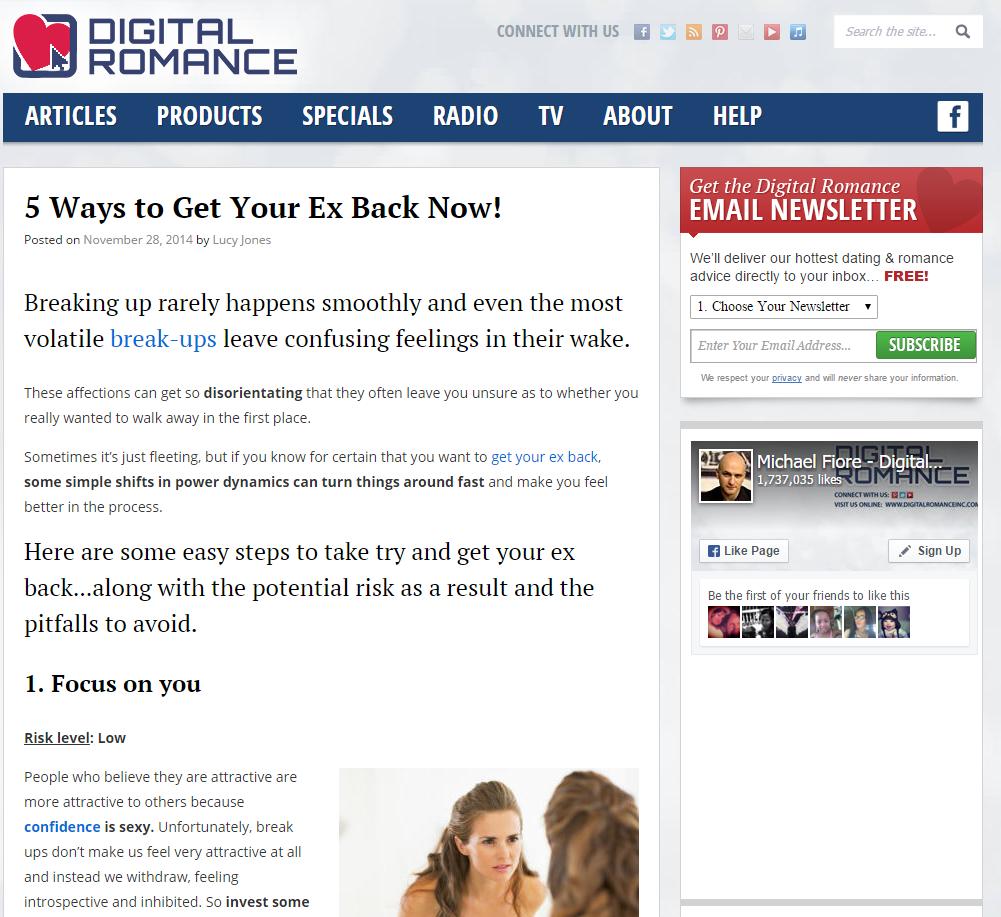 Digital Romance Inc.