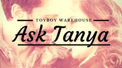 Ask Tanya Header