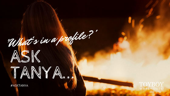 Ask Tanya | What's in a Profile?