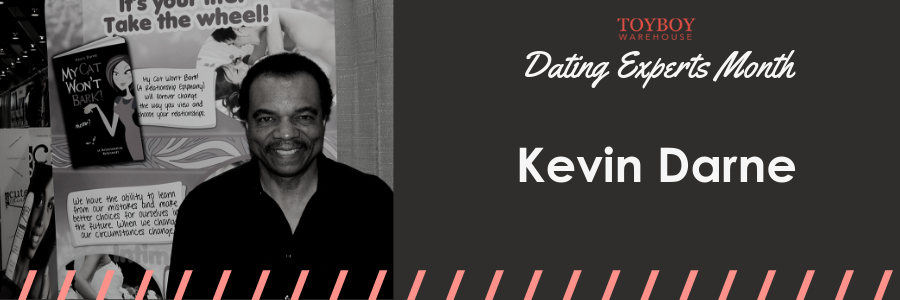 An Interview with Kevin Darne – Dating Experts Month