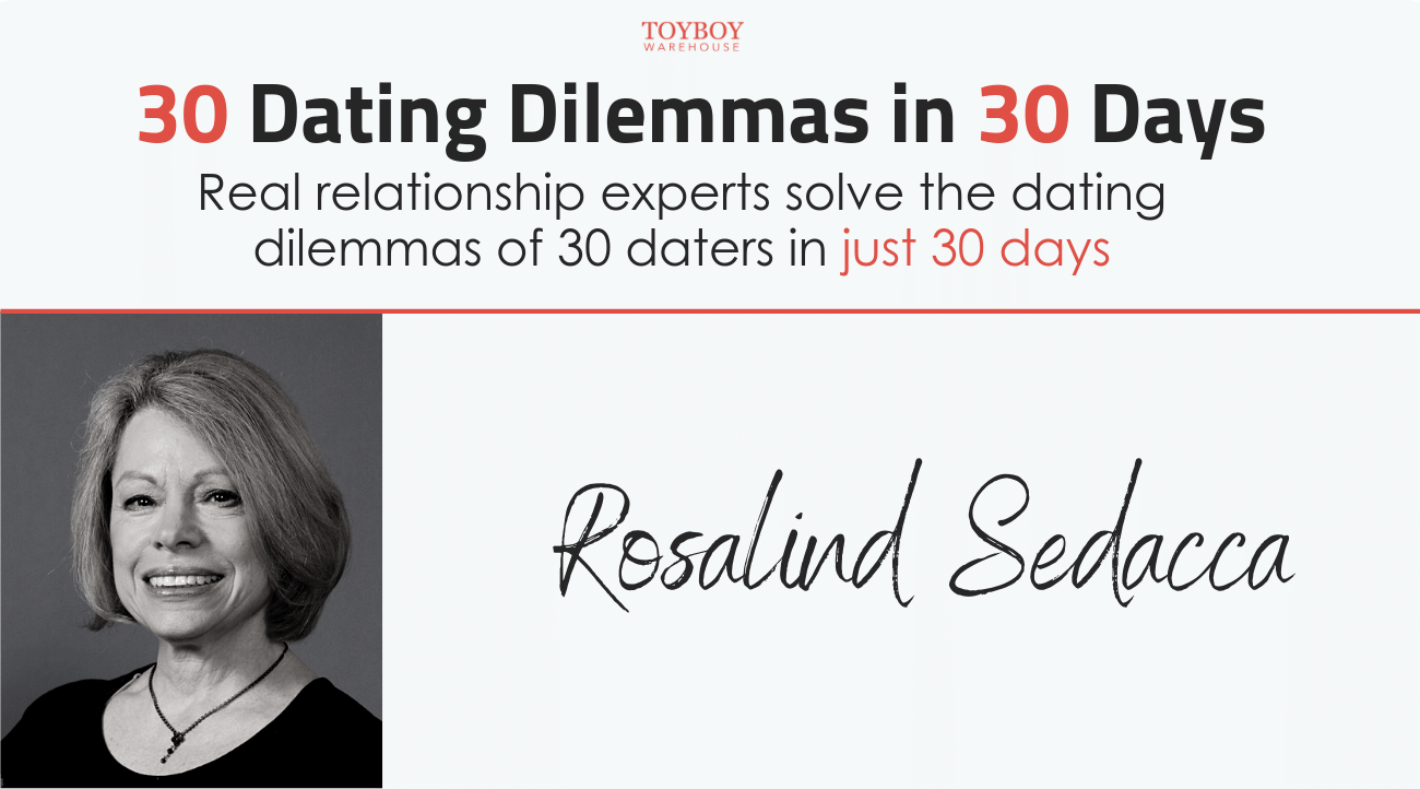 30 Dating Dilemmas in 30 Days – Rosalind Sedacca