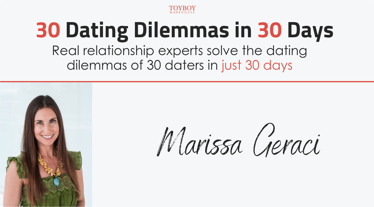 30 Dating Dilemmas in 30 Days – Marissa Geraci