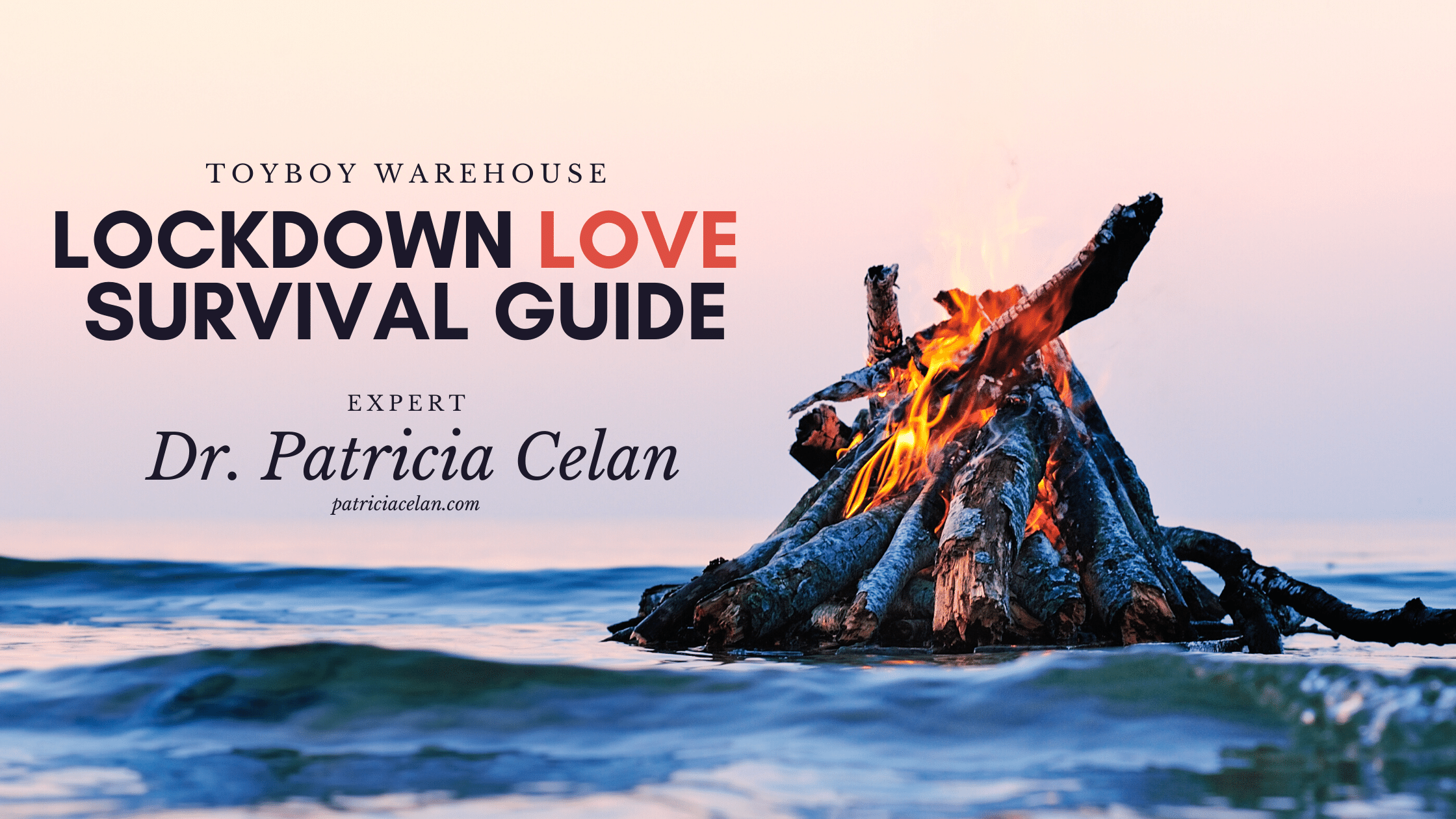 Lockdown Love Survival Guide – Expert: Dr. Patricia Celan